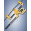 Miernik siły naciągu lin dźwigowych model QB-10000